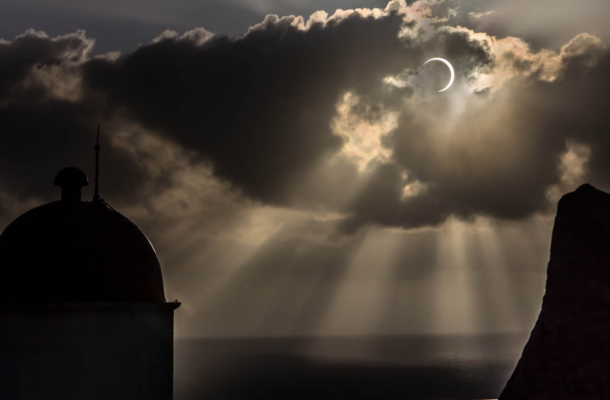Cooktown & Eclipse
