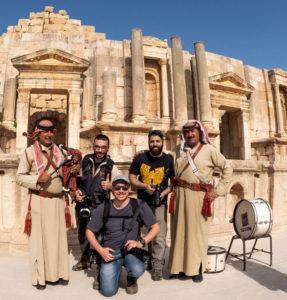 Ad Amman l'ospitalità è di casa