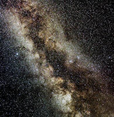 Sotto un tappeto di stelle
